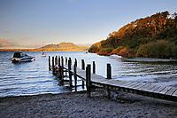New Zealand, North Island, Waikato, Lake Taupo, Oceania, South Pacific Ocean, Australasia, Coastal landscape near Taupo village