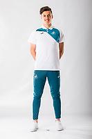 Jack Evans<br /> Swansea City FC kit photo shoot at the Liberty Stadium, Wales, UK. Wednesday 03 May 2017