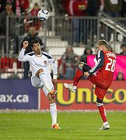 Toronto FC vs Los Angeles Galaxy April 13 2011
