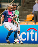 Kitchee All Stars vs KCC Veterans during day two of the HKFC Citibank Soccer Sevens 2015 on May 30, 2015 at the Hong Kong Football Club in Hong Kong, China. Photo by Xaume Olleros / Power Sport Images