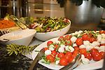 Tomato and Mozzarella Salad, Porcao Restaurant, Miami, Florida
