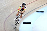 Morgan Borrie competes in the U19 3000M IP during the 2020 Vantage Elite and U19 Track Cycling National Championships at the Avantidrome in Cambridge, New Zealand on Saturday, 25 January 2020. ( Mandatory Photo Credit: Dianne Manson )