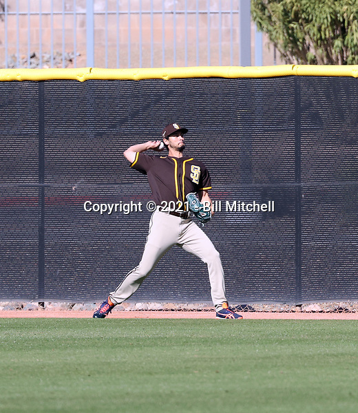 Yu Darvish - San Diego Padres 2021 spring training (Bill Mitchell)
