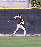 Yu Darvish - San Diego Padres 2021 spring training (Bill Mitchell)
