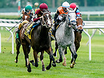 June 3, 2021: Change of Control #4, ridden by Colby Hernandez, wins the Intercontinental Stakes uring Thursday at the Belmont Stakes Festival at Belmont Park in Elmont, New York. Scott Serio/Eclipse Sportswire/CSM