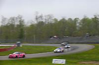 #40 PF Racing Ford Mustang GT4, GS: James Pesek, Jade Buford