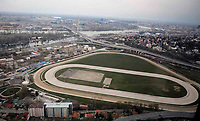 Fudbal Season 2019-2020-General overview of Belgrade Hipodrom Hippodrome-An aerial view-Ilustracija Illustration<br /> Beograd, 23.03.2020.<br /> foto: Marko Djokovic/Starsportphoto©
