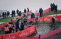 UCI cyclo-cross World Cup Dendermonde 2020 (BEL)<br /> <br /> ©kramon