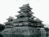 Burg in Gifu, Japan