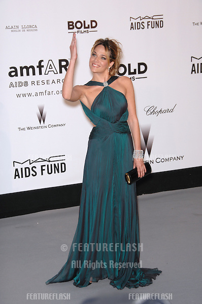 Laura Chiatti at amfAR's Cinema Against AIDS 2007 Gala at Le Moulin de Mougins restaurant just outside Cannes. .May 23, 2007  Cannes, France..© 2007 Paul Smith / Featureflash