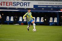 VOETBAL: HEERENVEEN: 14-01-2021, Abe Lenstra Stadion, SC Heerenveen - RKC, uitslag 1-1, ©foto Martin de Jong