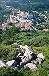 Sintra, Portugal, July 2020.
