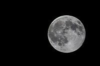 The full buck moon, July 8, 2017,