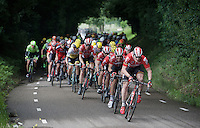 André Greipel (DEU/Lotto-Soudal) & his teammates seriously shaking things up by upping the pace<br /> <br /> stage 3: Buchten - Buchten (NLD/210km)<br /> 30th Ster ZLM Toer 2016