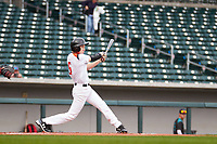 Nicholas Broshears (5) of Cerritos Hs High School in Cerritos, California during the Under Armour All-American Pre-Season Tournament presented by Baseball Factory on January 14, 2017 at Sloan Park in Mesa, Arizona.  (Freek Bouw/MJP/Four Seam Images)