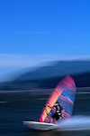 Windsurfing Columbia River Retro Images