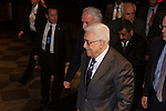 NY Mr. Mahmoud Abbas, President, Palestinian Authority