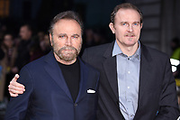 """Franco Nero and son<br /> arrives for the premiere of """"The Time of Their Lives"""" at the Curzon Mayfair, London.<br /> <br /> <br /> ©Ash Knotek  D3239  08/03/2017"""