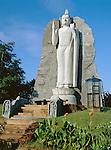 Sri Lanka, Polonnaruwa: Buddha Statue | Sri Lanka, Polonnaruwa: Buddha Statue
