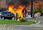 8th District Car Fire