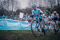PAUWELS Kevin (BEL/Marlux-Bingoal)<br /> <br /> Brussels Universities Cyclocross (BEL) 2019<br /> Elite Men's Race<br /> DVV Trofee<br /> ©kramon