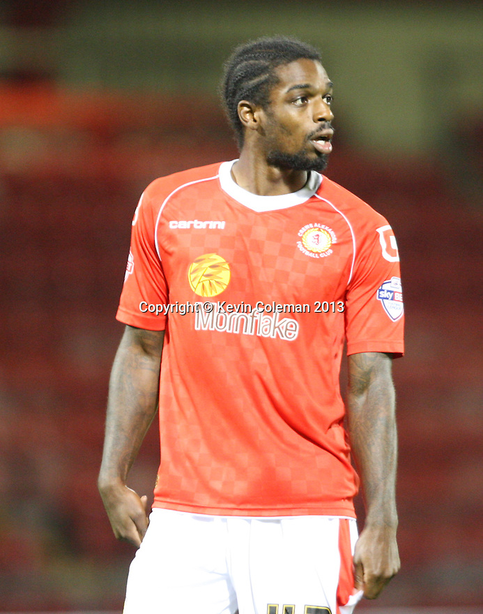 Anthony Grant of Crewe<br />  - Crewe Alexandra v Stevenage - Sky Bet League One - Alexandra Stadium, Gresty Road, Crewe - 22nd October 2013. <br /> © Kevin Coleman 2013<br />  <br />  <br />  <br />  <br />  <br />  <br />  <br />  <br />  <br />  <br />  <br />  <br />  <br />  <br />  <br />  <br />  <br />  <br />  <br />  <br />  <br />  <br />  <br />  <br />  <br />  <br />  <br />  <br />  <br />  <br />  <br />  <br />  <br />  <br />  <br />  - Crewe Alexandra v Stevenage - Sky Bet League One - Alexandra Stadium, Gresty Road, Crewe - 22nd October 2013. <br /> © Kevin Coleman 2013