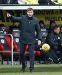 03.11.18 St Mirren v Rangers: Steven Gerrard