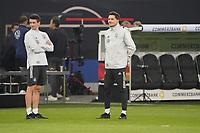 Co-Trainer/Assistenztrainer Danny Röhl (Deutschland Germany) - Hamburg 08.10.2021: Deutschland vs. Rumänien, Volksparkstadion Hamburg