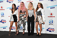 Little Mix (Leigh Ann Pinnock, Jesy Nelson, Perrie Edwards and Jade Thirlwell)<br /> at the Capital Summertime Ball 2017, Wembley Stadium, London. <br /> <br /> <br /> ©Ash Knotek  D3278  10/06/2017