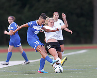 Boston Breakers vs. Portland Thorns FC, August 7, 2013