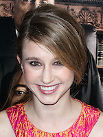 BEVERLY HILLS, CA, USA - OCTOBER 01: Taissa Farmiga arrives at the Los Angeles Premiere Of Warner Bros. Pictures And Village Roadshow Pictures' 'The Judge' held at the Samuel Goldwyn Theatre at The Academy of Motion Picture Arts and Sciences on October 1, 2014 in Beverly Hills, California, United States. (Photo by Xavier Collin/Celebrity Monitor)