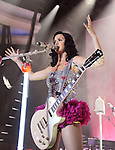 Katy Perry performs live at The Palladium in Hollywood, California on August 29,2009                                                                   Copyright 2009 DVS / RockinExposures