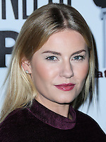 LOS ANGELES, CA, USA - NOVEMBER 02: Elisha Cuthbert arrives at the 2014 Stand Up For Pits Event held at Improv on November 2, 2014 in Los Angeles, California, United States. (Photo by Xavier Collin/Celebrity Monitor)