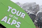 Tour of the Alps UCI Cycling Race. Feichten Im Kaunertal, Austria on April 20, 2021. Tour des Alpes