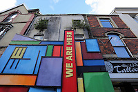 2016 09 30 Regeneration of the High Street, Swansea, UK