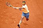 Rafael Nadal, Spain, during Madrid Open Tennis 2016 Semifinal match.May, 7, 2016.(ALTERPHOTOS/Acero)