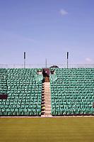 No 2 Court at Wimbledon, The All England Lawn Tennis Club (AELTC), London..