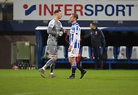 VOETBAL: HEERENVEEN: 19 - 03-2021, Abe Lenstra Stadion, SC Heerenveen - FC Twente, Erwin Mulder, Siem de Jong, ©foto Martin de Jong