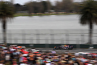 F1 GP of Australia, Melbourne 26. - 28. March 2010.Mark Webber (AUS), Red Bull Racing ..Picture: Hasan Bratic/Universal News And Sport (Scotland).