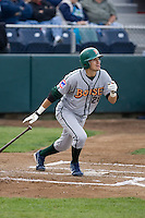 June 22, 2008:  Drafted 41st overall by the Chicago Cubs out of Vanderbilt University, Boise Hawks shortstop Ryan Flaherty drives a solo home run over the right field fence for his first professional hit.