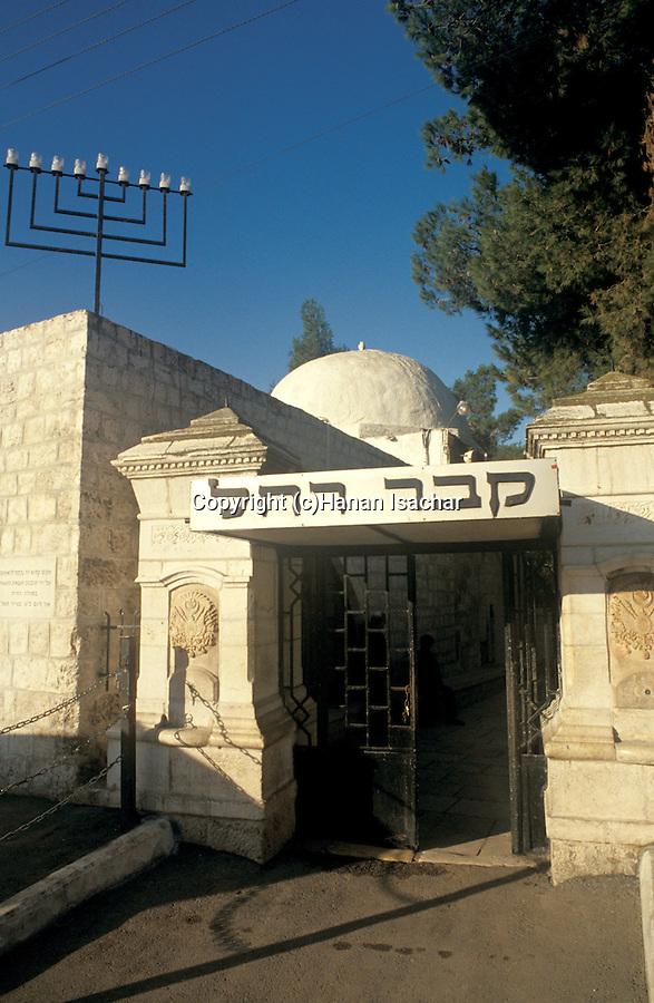 Bethlehem, a view of Rachel's Tomb (1995)