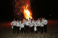 11.09.2015: Liesverbrennung in Bischofsheim