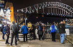 Workshop Attendees at our blue hour & night photography workshop in Sydney, NSW, Australia