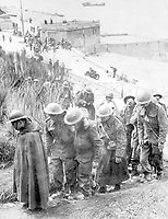 British prisoners at Dunkerque, France, June 1940.  Eva Braun Collection.  (Foreign Records Seized)<br /> NARA FILE #:  242-EB-7-35<br /> WAR & CONFLICT BOOK #:  999