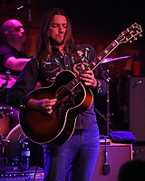 BOCA RATON - NOVEMBER 18: Duane Betts of The Allman Betts Band performs at The Funky Biscuit on November 18, 2020 in Boca Raton, Florida. Credit: mpi04/MediaPunch