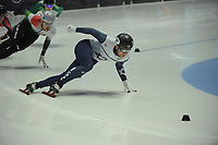 SPEEDSKATING: DORDRECHT: 05-03-2021, ISU World Short Track Speedskating Championships, QF 1500m Men, Vladislav Bykanov (ISR), ©photo Martin de Jong