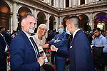MASSIMO GARAVAGLIA<br /> RICEVIMENTO 14 LUGLIO 2021 AMBASCIATA DI FRANCIA<br /> PALAZZO FARNESE ROMA