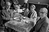 Pensioners' Lunch Club, WVS, 313 Harrow Road, North Paddington, London