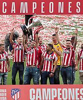 2021.05.23 Metropolitano Atleti celebracion