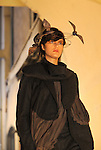 FESTIVAL INTERNATIONAL DE MODE ET DE PHOTOGRAPHIE..Jeunes createurs....Styliste : Marite Mastina & Rolands Peterkops..Lieu : Villa Noailles..Ville : Hyeres..Le : 01 04 2010..© Laurent PAILLIER / photosdedanse.com..All rights reserved